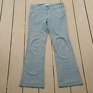 Grey size 6 Cabi boot cut pants